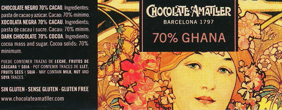 barcelona chocolate