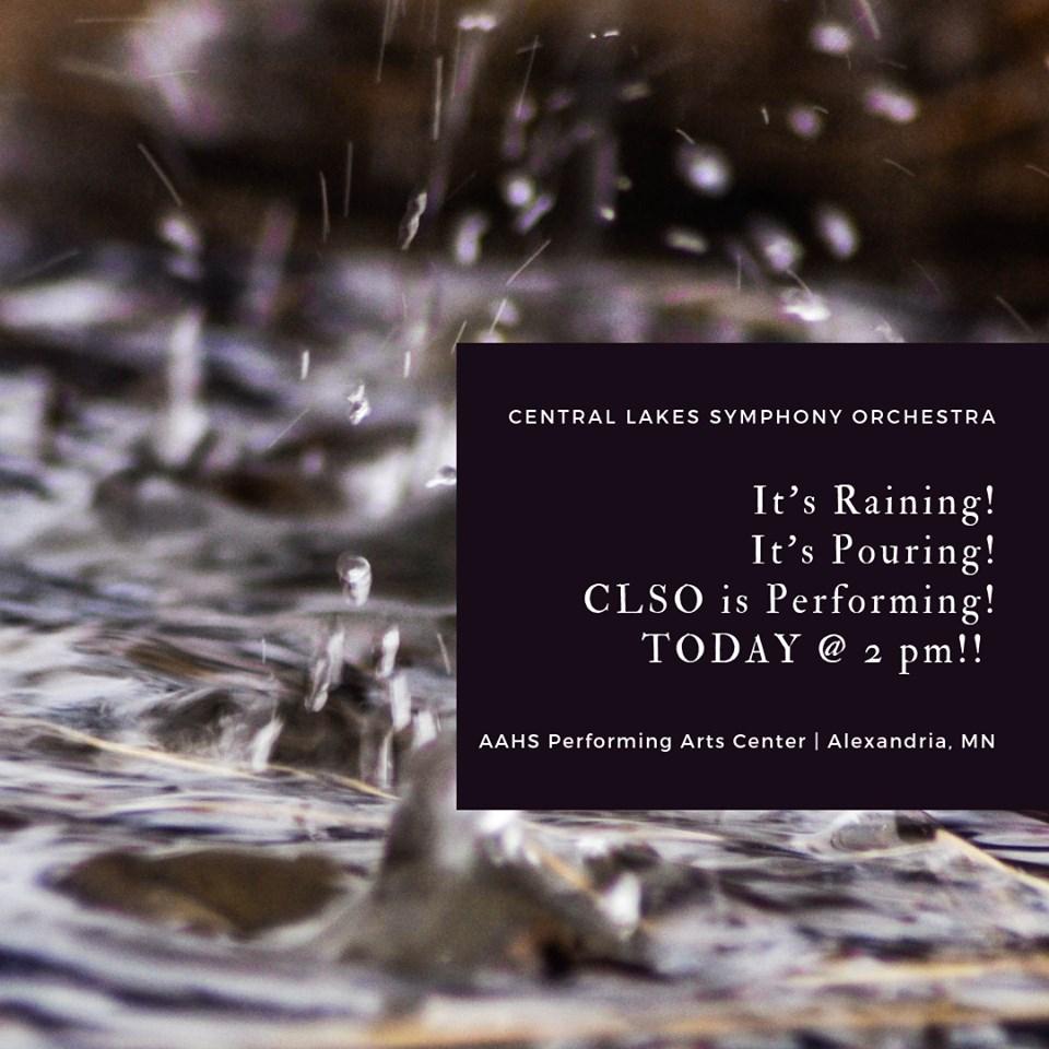 clso raining