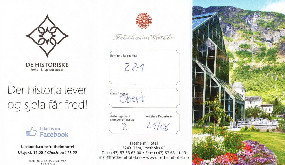 fretheim hotel - Copy