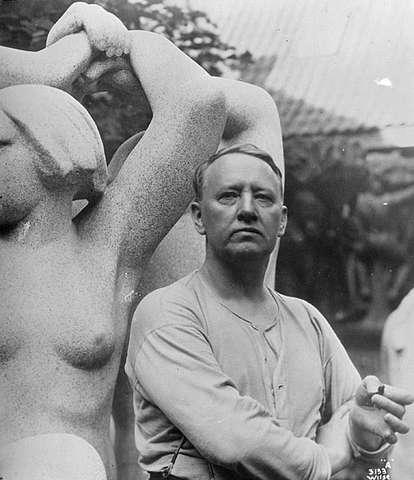 Gustav_Vigeland_1929