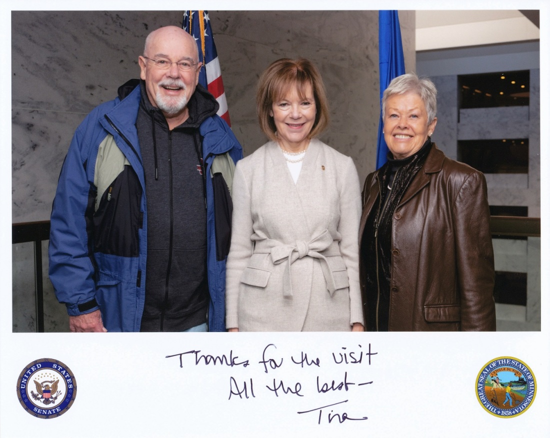 senator tina smith 11-13-19 - Copy